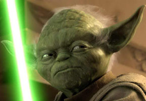 Cut Yoda