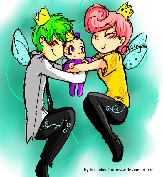 fairy_family__by_bee_chan1-d6qd1ug