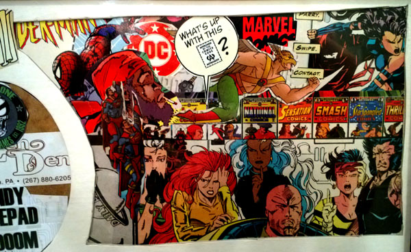 comic code600