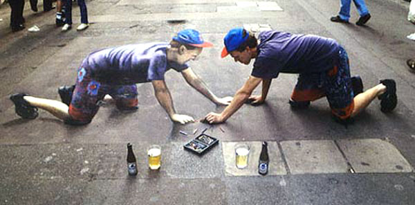 julian-beever-mirror-reflection