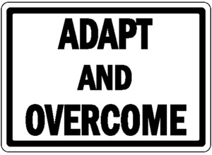adapt-and-overcome