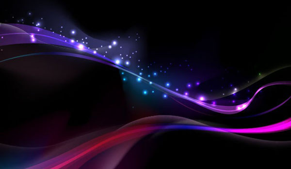 Amazing-Abstract-Glowing-Vector-Background