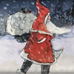 The Birth of Christmas: Talking Santa