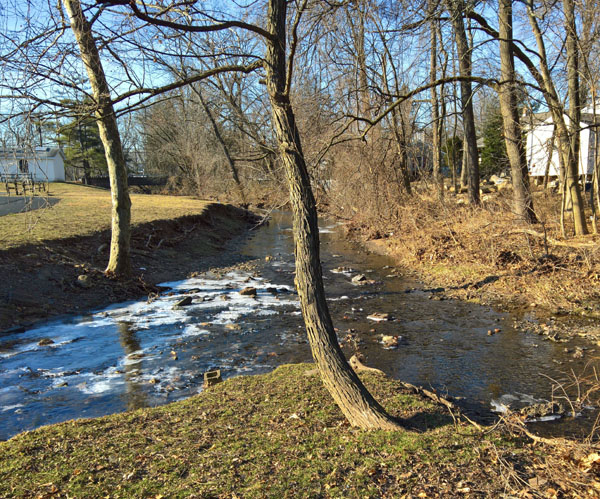 The River's Secret: Flow through adversity and anxiety